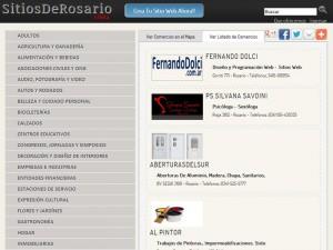 Sitios de Rosario