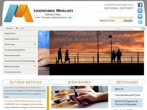 Licenciado Mogliati