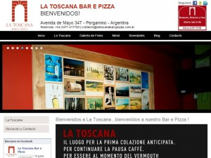 La Toscana Bar y Pizzas