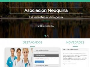 Asociación Anestesiología de Neuquén