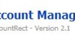 AccountRect: Crea y gestiona contraseñas seguras